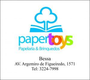 PAPERTOYS DESCONTO: 10% (83) 32247998 CIDADE: JOÃO PESSOA